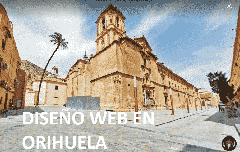 Orihuela diseño web