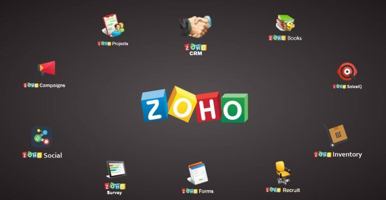 Suite Zoho