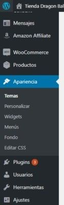 menu-editor-wp-millennials