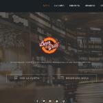 Diseño web beerand grill
